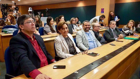 Equipe LAIS/UFRN participou em Brasília do anuncio oficial das ações para conter avanço da sífilis no país pelo Ministério da Saúde