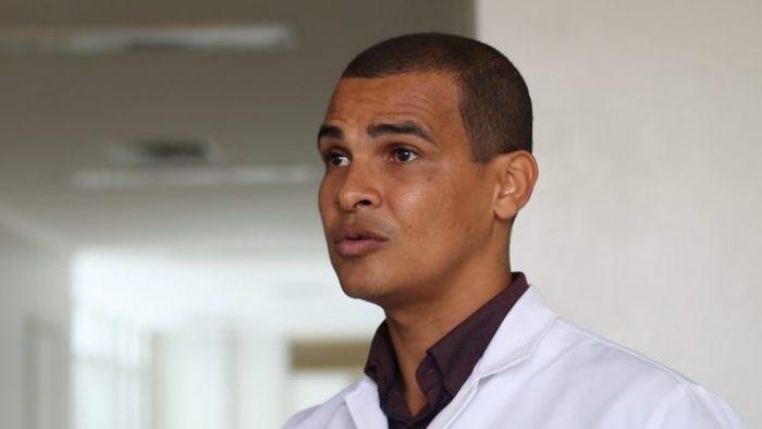 Pesquisador do LAIS Agnaldo Souza Cruz