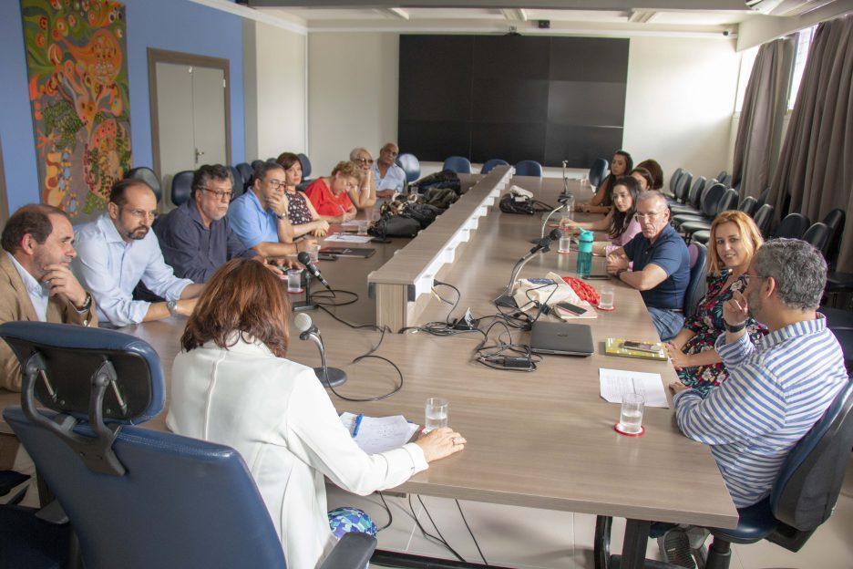 """Em reunião, pesquisadores do projeto """"Sífilis Não"""" prestam contas de ações em cooperação internacional"""