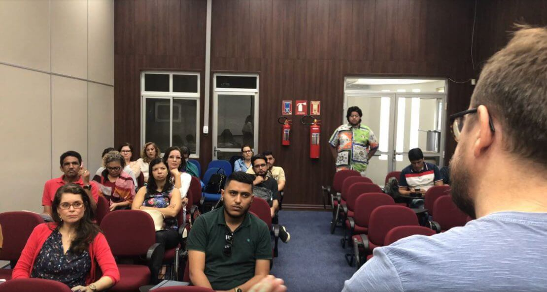 """Projeto """"Sífilis Não"""" discute ações para prevenção voltadas à população em situação de rua"""