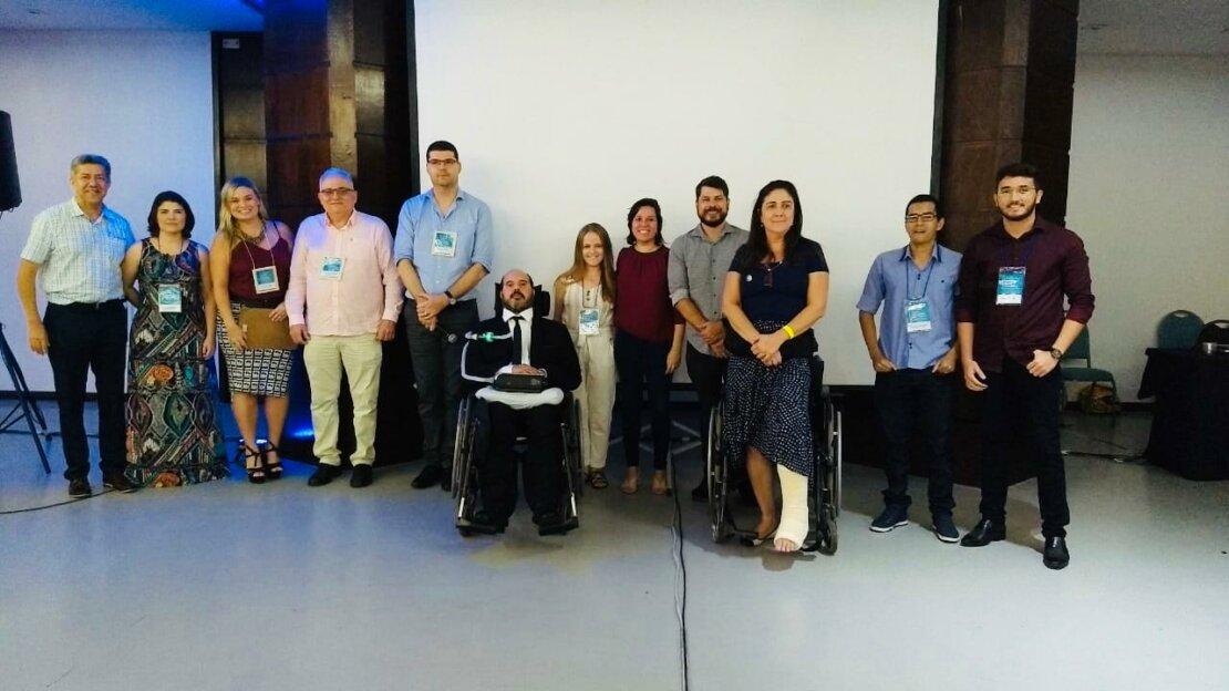Pesquisadores do LAIS recebem menção honrosa em evento internacional sobre ELA