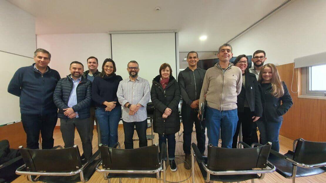 LAIS e CISUC/Universidade de Coimbra realizam seminário de integração