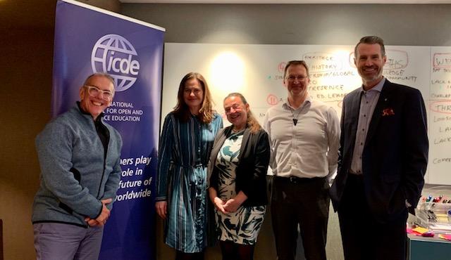 Pesquisador do LAIS participa de comitê internacional na Noruega