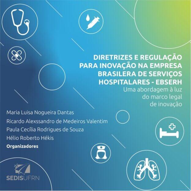 E-book aborda regulação para inovação na EBSERH