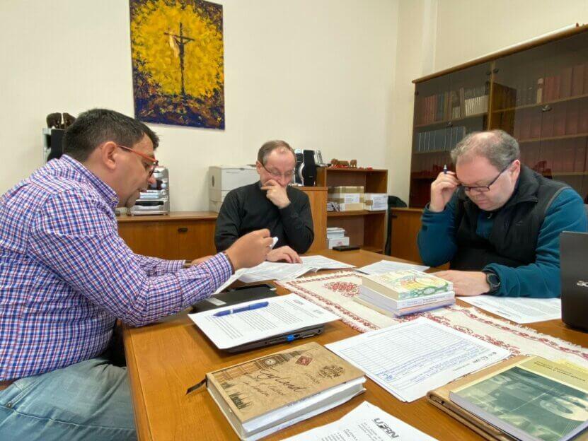 LAIS fecha acordo de cooperação internacional com a Pontifícia Universidade Salesiana, de Roma