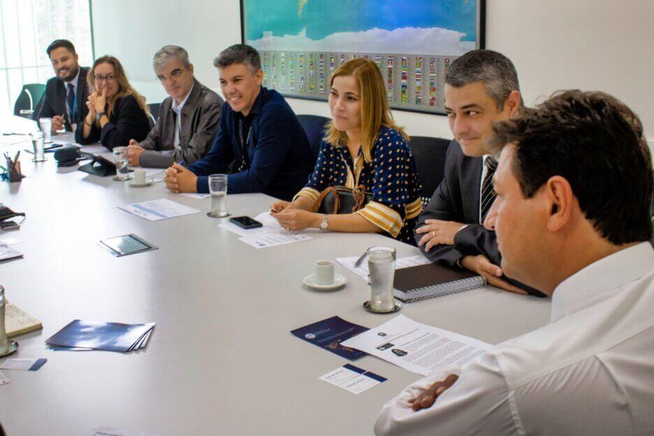 Em Brasília, LAIS e ICDE firmam parcerias para a 29ª Conferência Mundial de Aprendizagem Online no RN