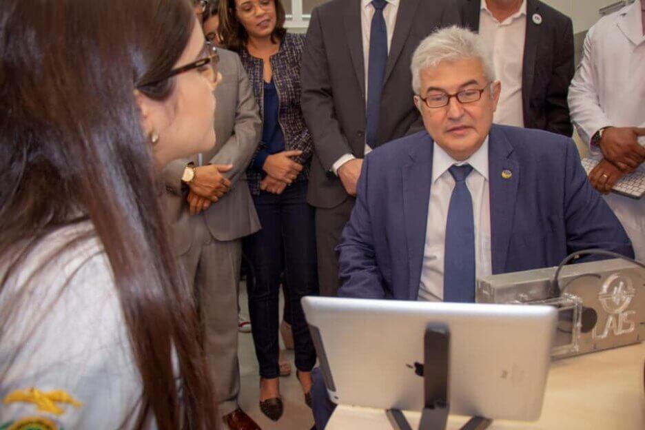 Ministro Marcos Pontes confirma presença em lançamento de produtos do projeto revELA