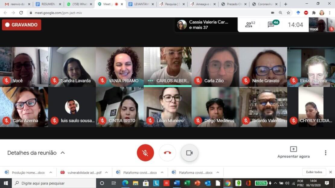 """Apoiadores do projeto """"Sífilis Não"""" participam de oficina antes de congresso sobre experiências de campo"""