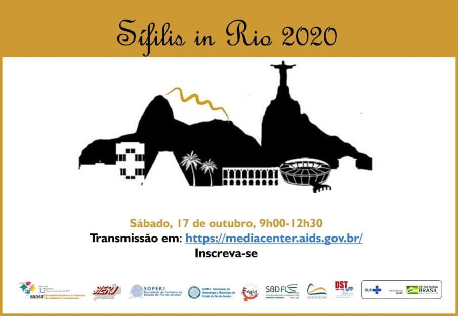 Evento online e gratuito em alusão ao Dia de Combate à Sífilis acontece neste sábado (17)
