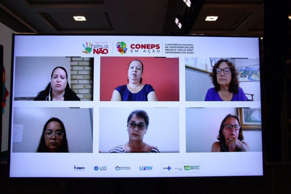 Segundo dia da CONEPS segue com relatos de experiência e tem palestra do sanitarista Ricardo Ceccin