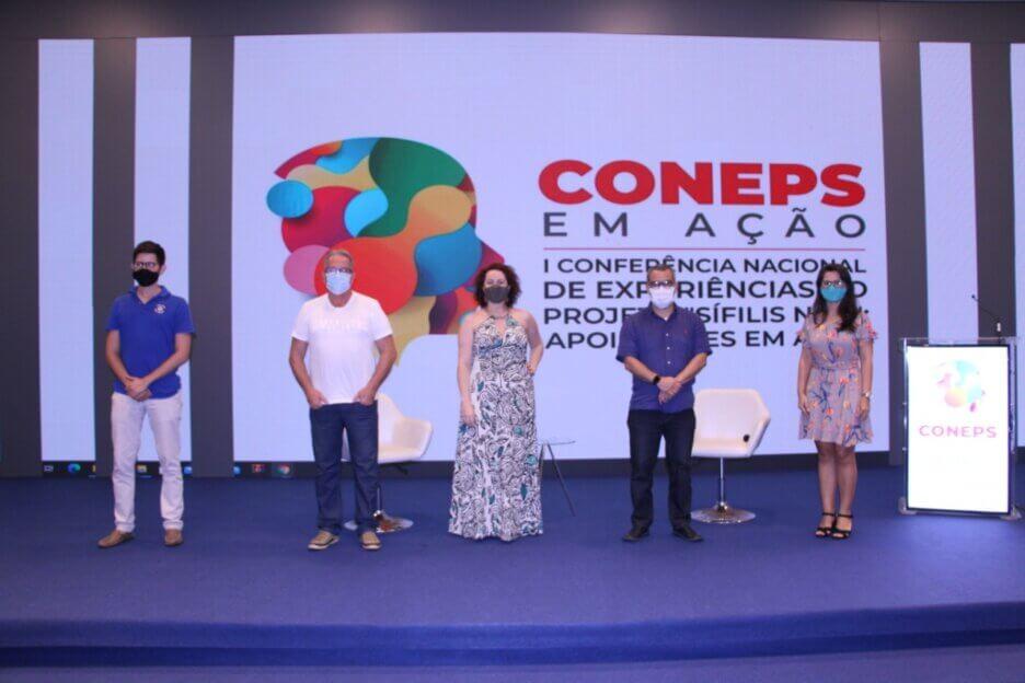 Encerramento da CONEPS é marcado pela menção aos 10 relatos de experiência premiados