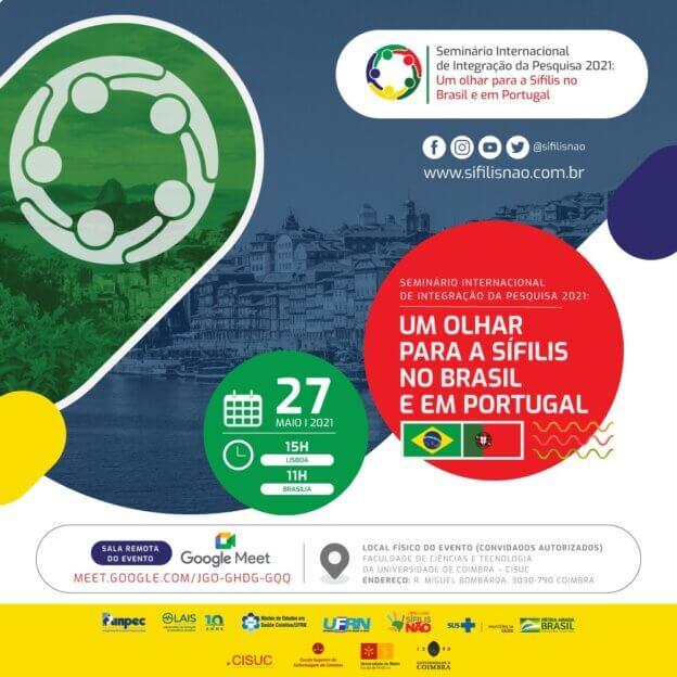 LAIS promove Seminário Internacional para enfrentamento à sífilis
