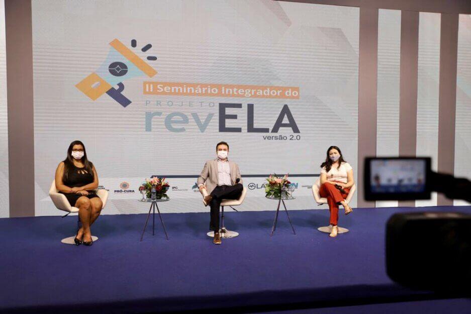 LAIS realiza o II Seminário Integrador do Projeto revELA