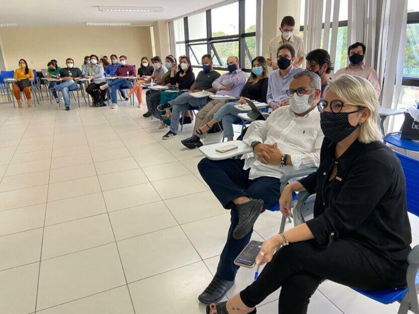 Oficina discute implementação de sistemas desenvolvidos pelo LAIS na rede hospitalar do RN