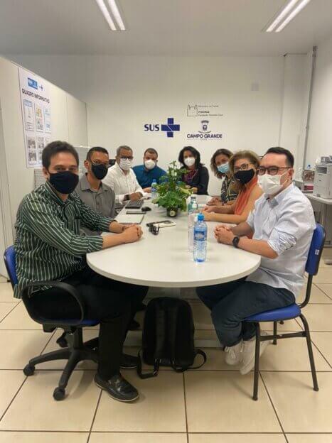 LAIS exporta inovação tecnológica em saúde para o Mato Grosso do Sul